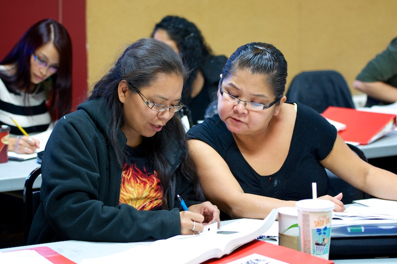 Indigenous Adult and Higher Learning Association: Supporting education