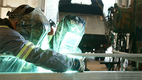 Welders and related machine operators see what a day in the life of this job is likewatch workbcs career trek video about this occupation malvernweather Image collections