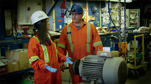 Construction millwrights and industrial mechanics see what a day in the life of this job is likewatch workbcs career trek video about this occupation malvernweather Image collections