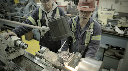 Machinists and machining and tooling inspectors see what a day in the life of this job is likewatch workbcs career trek video about this occupation malvernweather Image collections